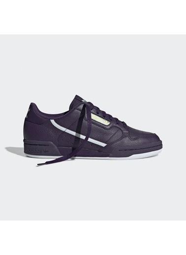adidas Kadın ICEMIN Sneakers G2772700792-LEGPUR/FTWWHT/ICEMIN Renkli
